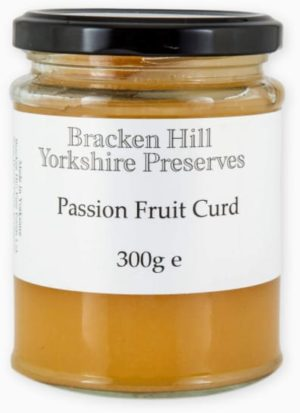 Passion Fruit Curd 300g