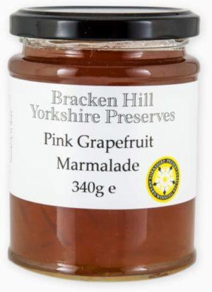 Pink Grapefruit Marmalade 340g