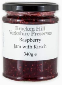 Raspberry Jam with Kirsch