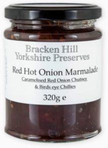 Red Hot Onion Marmalade