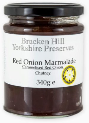 Red Onion Marmalade Chutney 340g