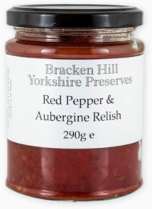 Red Pepper & Aubergine Relish