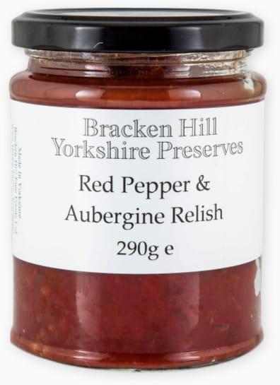Red Pepper & Aubergine Relish