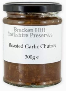 Roasted Garlic Chutney