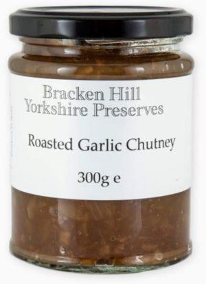 Roasted Garlic Chutney