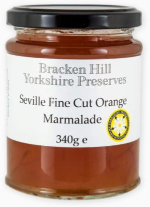 Seville Fine Cut Orange Marmalade 340g