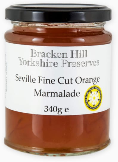 Seville Fine Cut Orange Marmalade