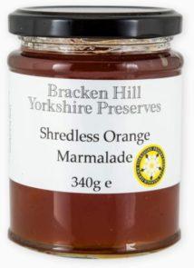 Shredless Orange Marmalade