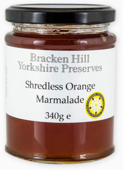 Shredless Orange Marmalade