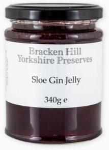 Sloe Gin Jelly