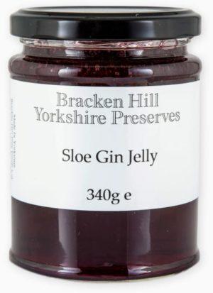 Sloe Gin Jelly 340g