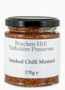 Smoked Chilli Mustard