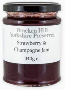 Strawberry & Champagne Jam