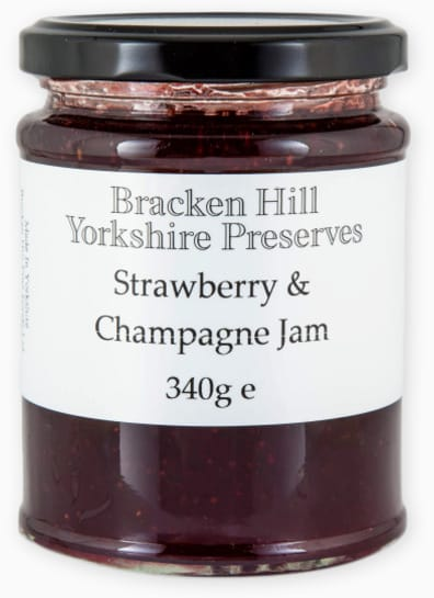 Strawberry & Champagne Jam