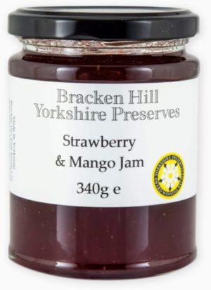 Strawberry & Mango Jam 340g
