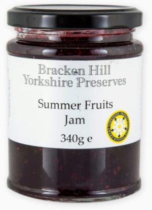 Summer Fruits Jam 340g
