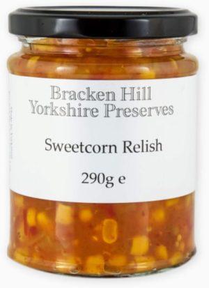 Sweetcorn Relish 290g