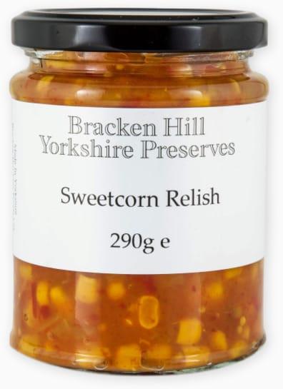 Sweetcorn Relish