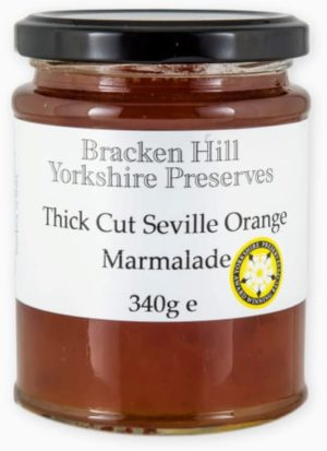 Thick Cut Seville Marmalade 340g