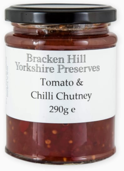 Tomato & Chilli Chutney