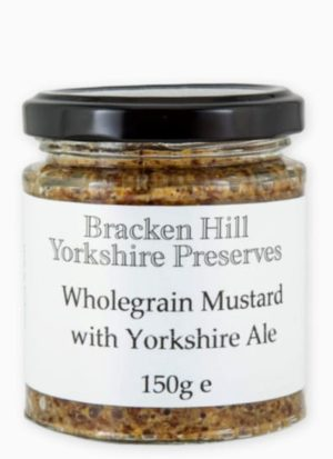Wholegrain Mustard with Yorkshire Ale