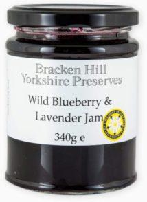 Wild Blueberry & Lavender Jam