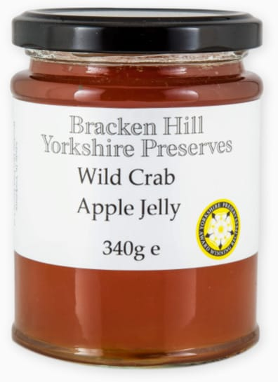 Wild Crab Apple Jelly