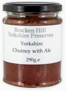 Yorkshire Chutney with Ale
