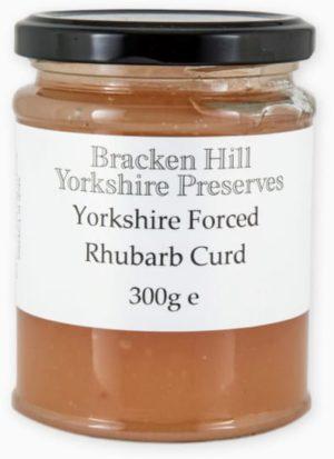 Yorkshire Forced Rhubarb Curd 300g