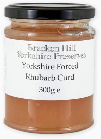 Yorkshire Forced Rhubarb Curd