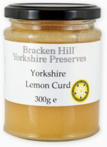 Yorkshire Lemon Curd