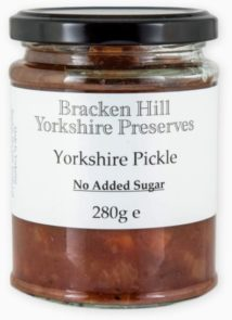 Yorkshire Pickle No Added Sugar