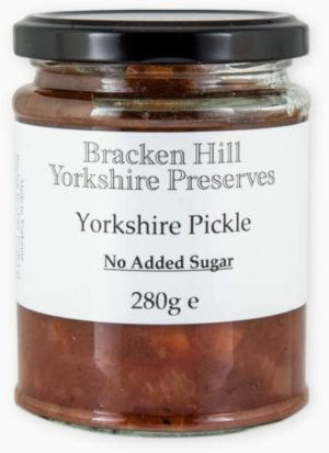 Yorkshire Pickle No Added Sugar 280g