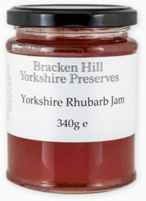 Yorkshire Rhubarb Jam 340g
