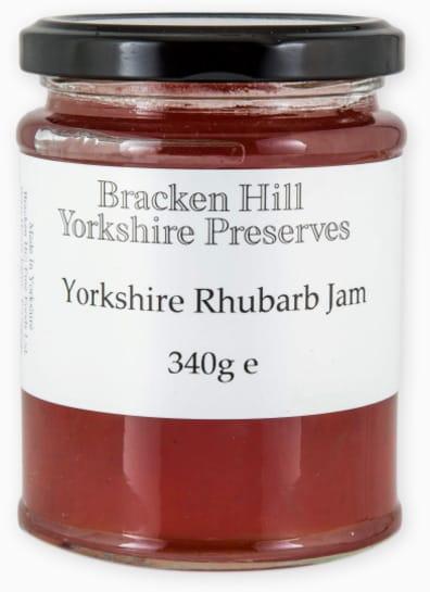 Yorkshire Rhubarb Jam