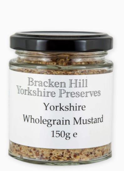 Yorkshire Wholegrain Mustard