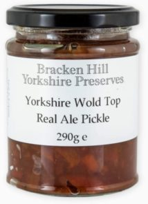 Yorkshire Wold Top Real Ale Pickle
